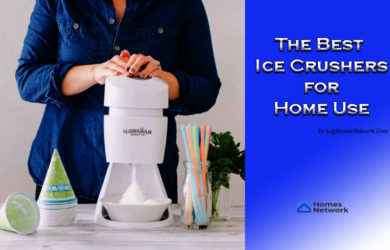 Best Ice Crushers for Home Use