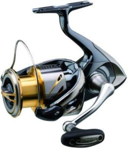SHIMANO Stella FI Best ultralight spinning reel for 2019.