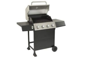 The Cuisinart CGG-7400 4-Burner Gas Grill