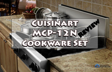 Cuisinart MCP-12N Cookware Set Review