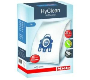 Miele HyClean 3D Efficiency dustbug review