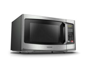 TOSHIBA EM925A5A-SS for small size kitchen