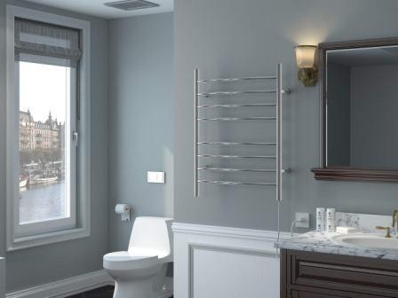 electric wall mounted towel warmer