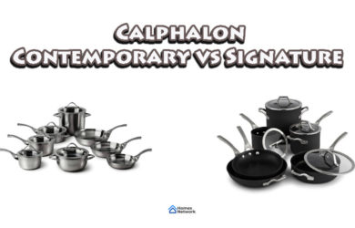 Calphalon contemporary vs signature