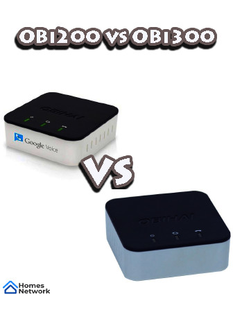 OBi200 vs OBi300 VoIP Phone Adapter
