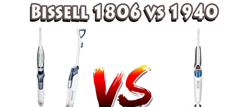 Bissell 1806 vs 1940