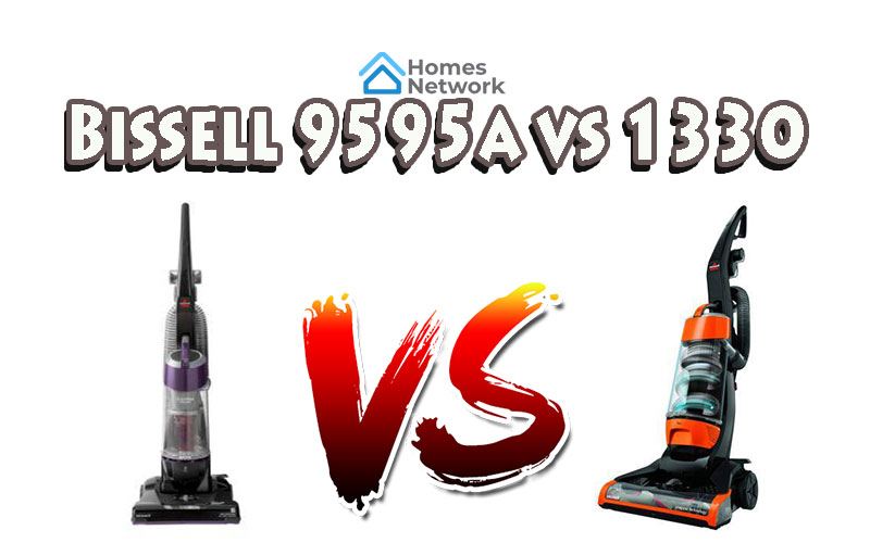 Bissell 9595a vs 1330