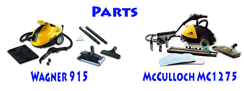 Wagner 915 vs McCulloch MC1275 Parts