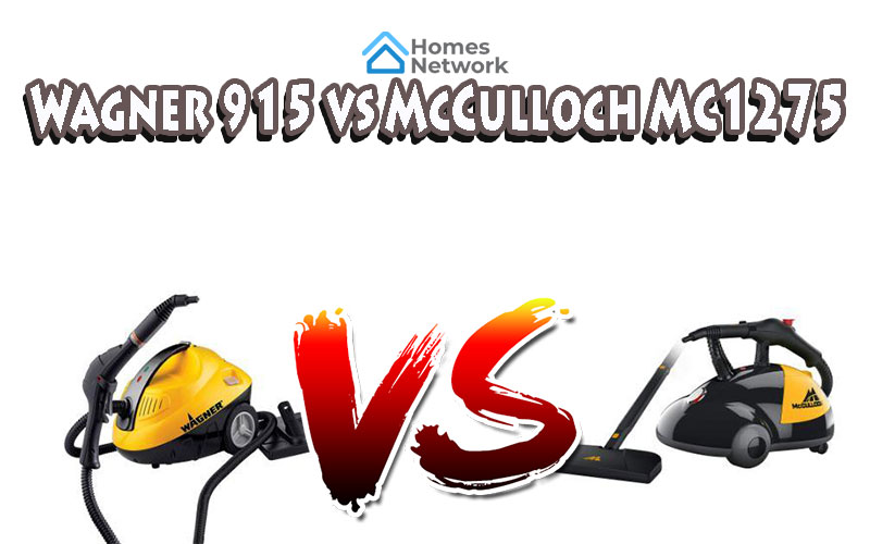 Wagner 915 vs McCulloch MC1275