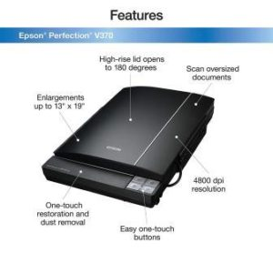 Epson Perfection V370 features