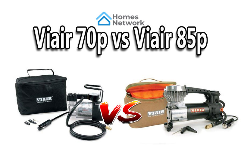 Viair 70p vs 85p