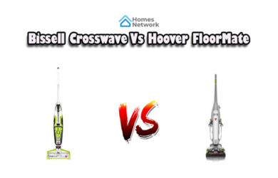 Bissell Crosswave Vs Hoover FloorMate