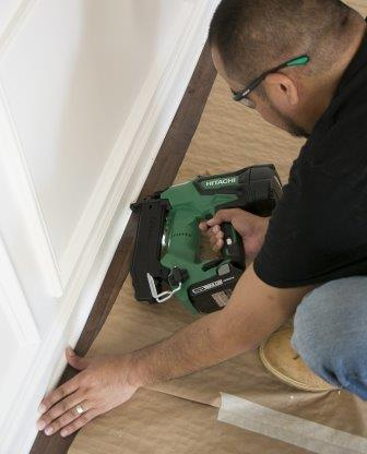 Cordless framing nailers