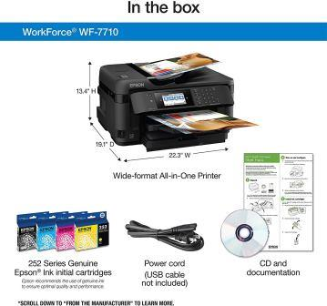 Epson 7710 review
