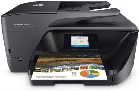 HP OfficeJet 6978