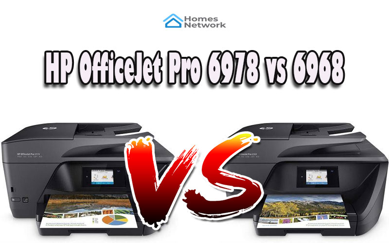 HP OfficeJet Pro 6978 vs 6968