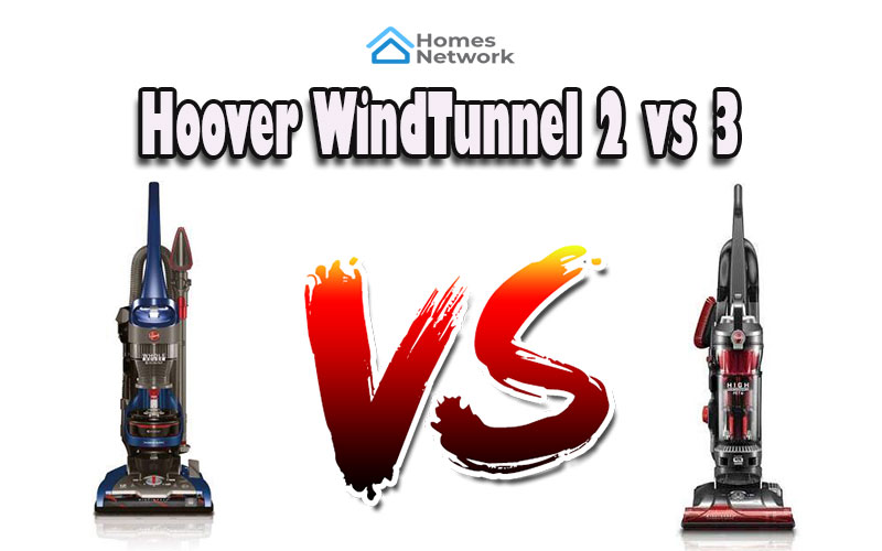 Hoover WindTunnel 2 vs 3