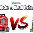 Rug Doctor vs Bissell Proheat 2x