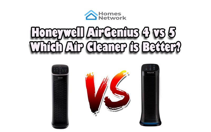 Honeywell AirGenius 4 vs 5