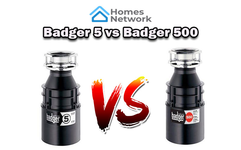 Badger 5 vs Badger 500