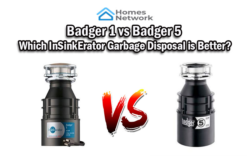 Badger 1 vs Badger 5