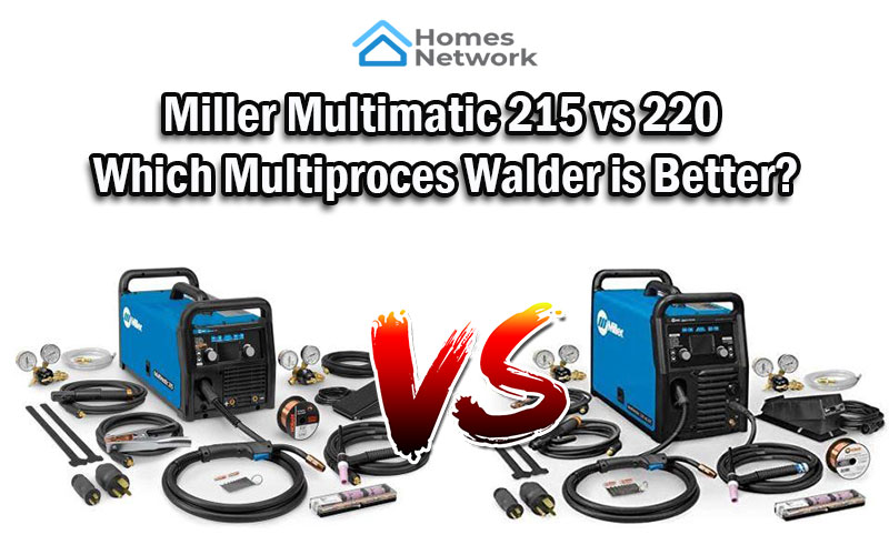 Miller Multimatic 215 vs 220