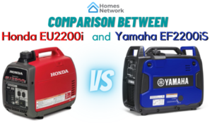 Comparison between Honda EU2200i and Yamaha EF2200iS