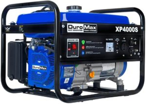 DuroMax XP4000S 4000 watt 7-Hp Air Cooled OHV Gas Engine Portable RV Generator