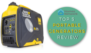 Top 5 portable generators review