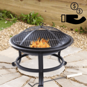 cost effective firepit