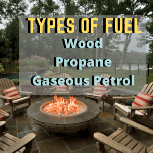 fuel used for firepit