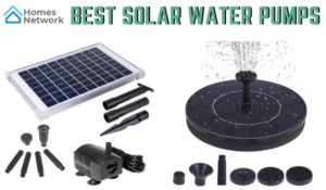 Best Solar Water Pumps