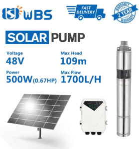 Pump Deep Well Solar Water Pump Screw Pump