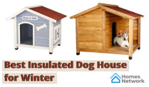 Insulated Dog House for Winter