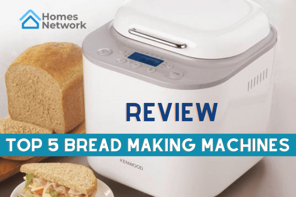 bread making machine review