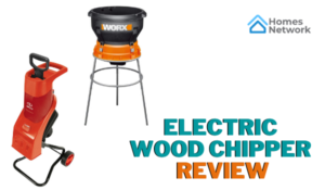 electric wood Chipper review