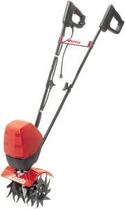 Mantis 7250-00-03 Electric Tiller, Pack of 1, Red & Black