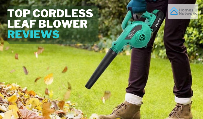 Top Cordless Leaf Blower Reviews