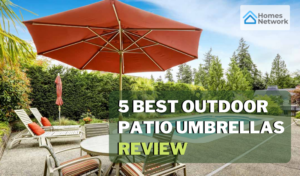 5 Best Outdoor Patio Umbrellas Reviews