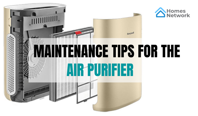 Maintenance Tips for the Air Purifier