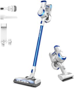 Tineco A10 Hero Cordless Stick-Handheld Vacuum Cleaner with Wall Mount
