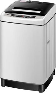 VIVOHOME 2 in 1 Portable Compact Full Automatic Washing Machine